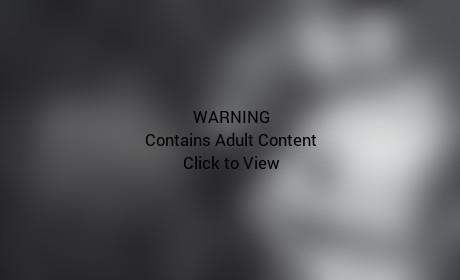 Anne Vyalitsyna, Adam Levine Naked