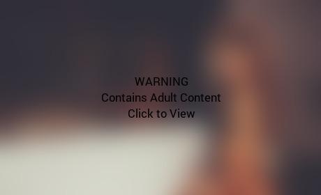 Rihanna Pantsless Photo
