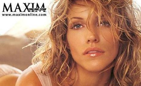 Tricia Helfer in Maxim