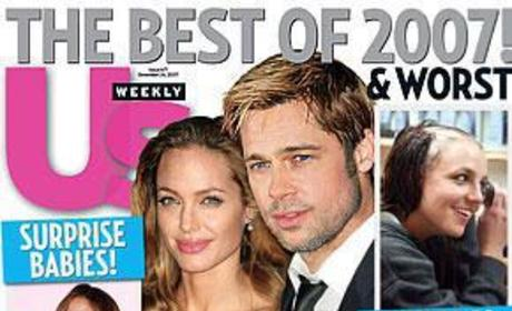 Brangelina Named 2007 Couple of the Year; Zanessa, Speidi Snubbed