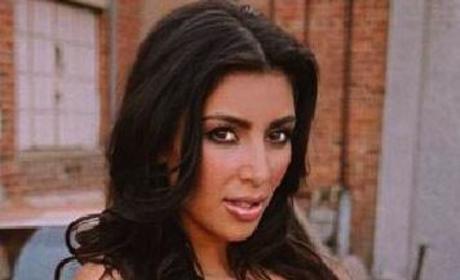 Kim Kardashian, Bikini Pic