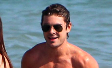 Vanessa Hudgens: Zac Efron is Hot!