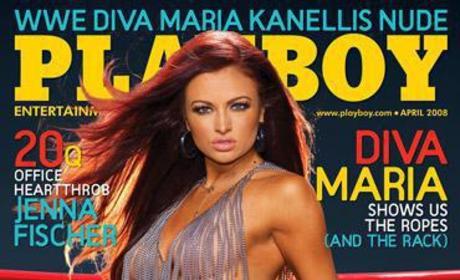Maria Kanellis, Playboy