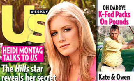 Heidi Montag: Betrayed By Spencer Pratt