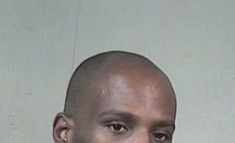 Another DMX Mug Shot