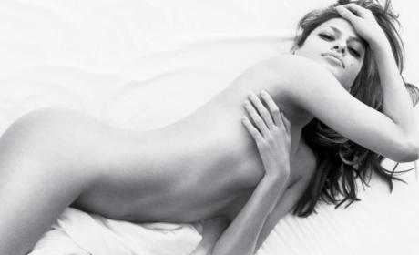 Eva Mendes is the Most Desirable Woman in the World