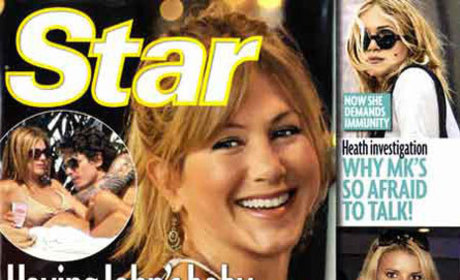 Jennifer Aniston Pregnant? Engaged?