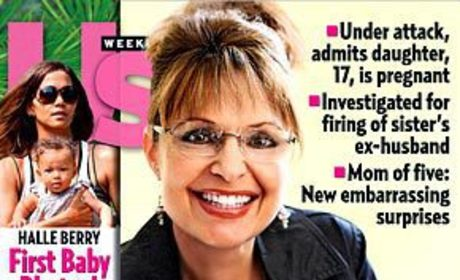 Celebrity News Coverage of Sarah Palin is ...