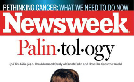 Celebrity of the Year Finalist #9: Sarah Palin and Family