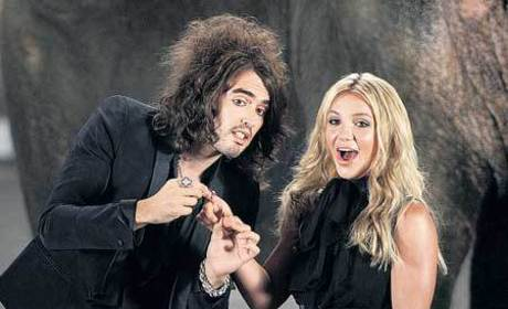 Russell Brand Dumps Teresa Palmer ... For Britney Spears?