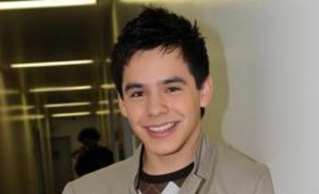 David Archuleta to Guest Star on iCarly