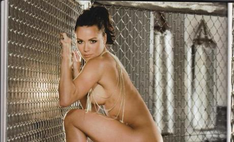 Rachelle Leah Nude in Playboy: On Sale Now!