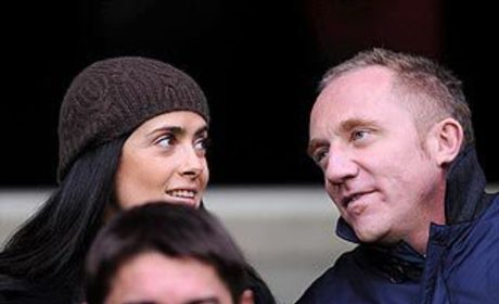 Salma Hayek & Francois-Henri Pinault: Back Together?