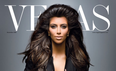 Celebrity Hair Affair: Kim Kardashian