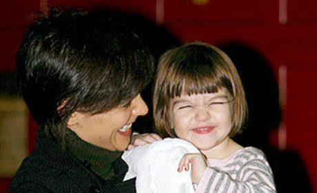 Suri Cruise: Too Old For the Bottle?