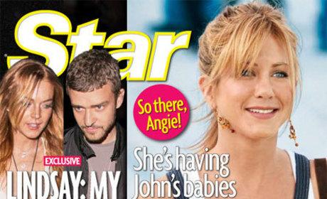 Jennifer Aniston Pregnant Again!