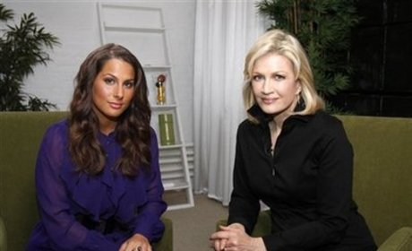Ashley Dupre, Diane Sawyer