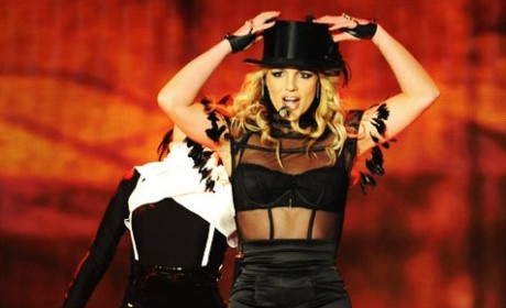 Sam Lufti: Britney Spears is Hopeful, Optimistic