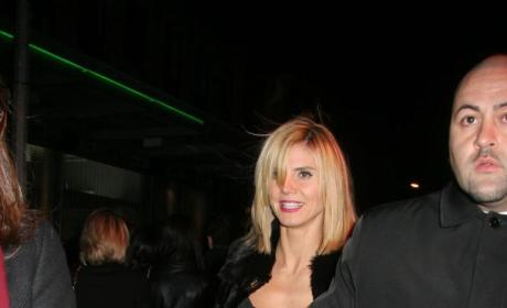 Heidi Klum at Britney's 27th