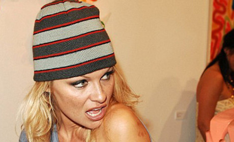 Pamela Anderson Pleads Ignorance on Tommy Lee Sex Tape