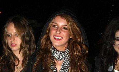 Shenae Grimes Party Time