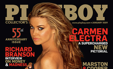 Carmen Electra: A Very Hairy Situation