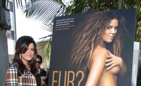 Khloe Kardashian, Poster
