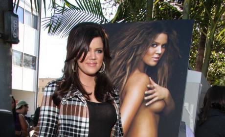 Kim Kardashian: Proud of Sister's Nudity!