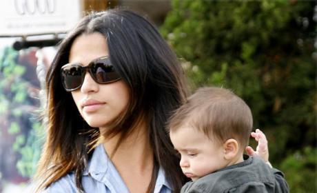 Camila Alves: The Baby Bump?