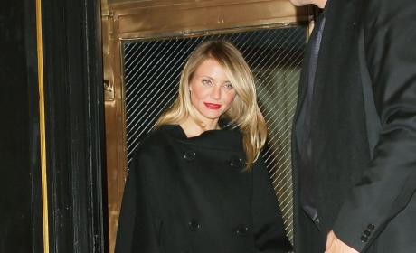 Confirmed Couple Alert: Cameron Diaz and Paul Sculfor!