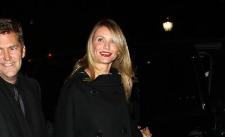 Cameron Diaz Loves Shrek