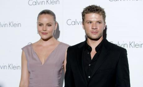 Abbie Cornish and Ryan Phillippe: Down Under for the Holidays