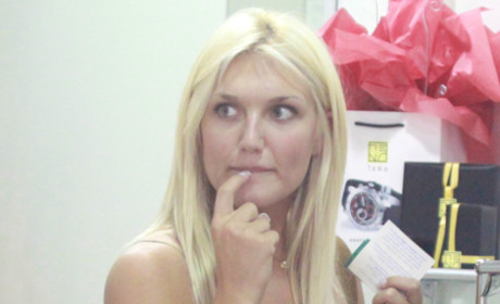 Confused Brooke