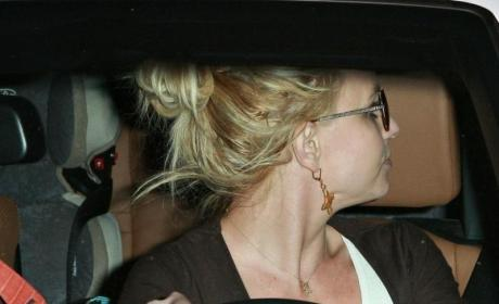 Britney Spears, K-Fed Roll to Vegas