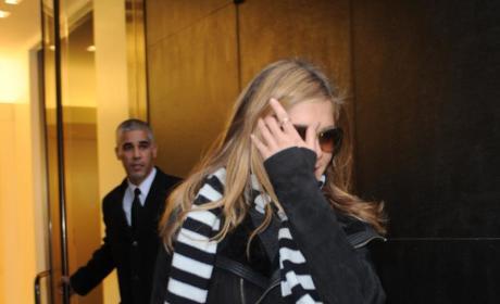 Jennifer Aniston, Gerard Butler Heat Up W