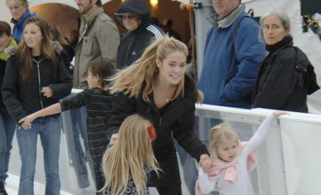 Denise Richards and Kids