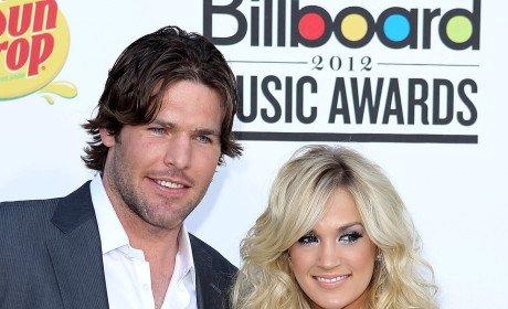 Rumored Couple Alert: Carrie Underwood and Mike Fisher