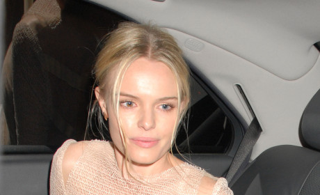 Kate Bosworth Buys Food ...