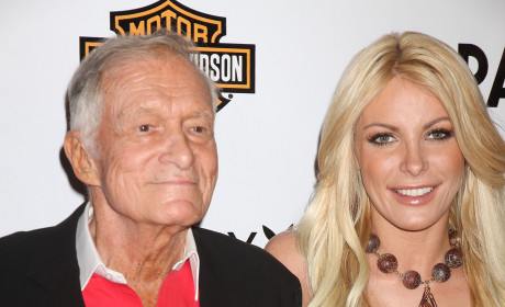 Hugh Hefner, New Girlfriend