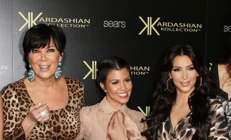 Keeping Up with the Kardashians on New Year's Eve