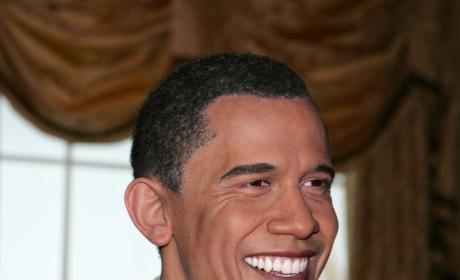 Barack Obama: Real or Wax?