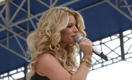 Jessica Simpson and John Mayer Heat Up Miami