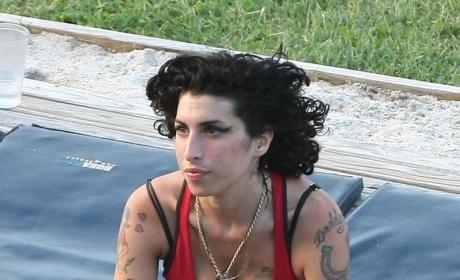 Amy Winehouse's London Apartment Ransacked