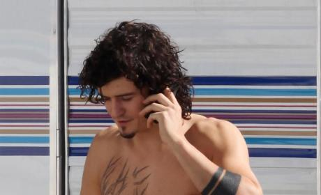 Orlando Bloom: Would You Hit It?