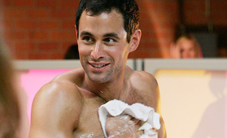Jason Mesnick Shirtless Photo