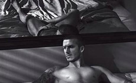 Beckham for Armani