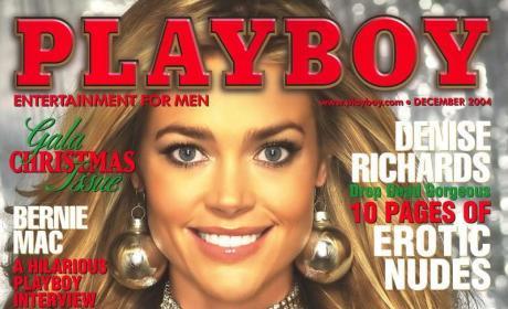Denise Richards, Playboy