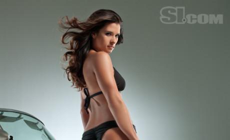 Danica Patrick, Bikini Photo