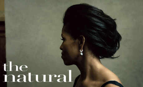 Michelle Obama to Grace Cover of Vogue