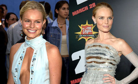 Kate Bosworth Then and Now